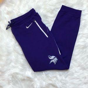 Nike NFL Team Apparel Minnesota Vikings Sweatpants